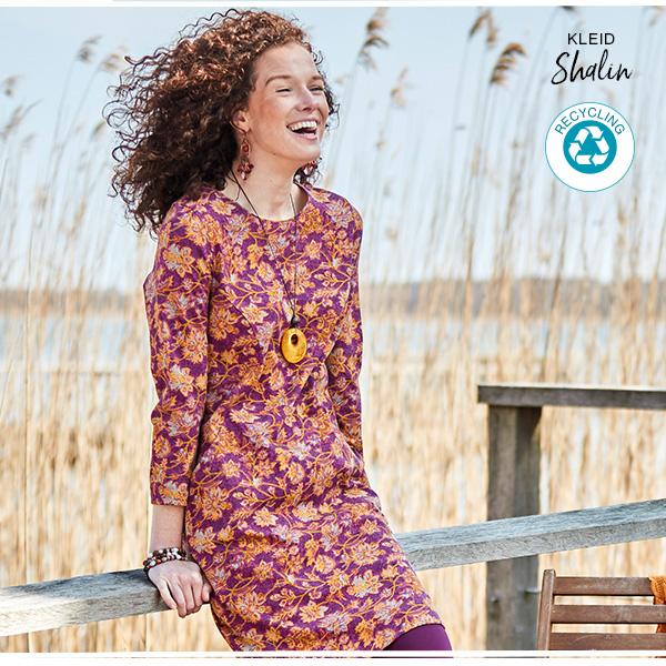 Pure Freude: Kleid Shalin! Jetzt shoppen